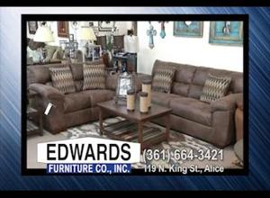 Edwards Furniture - On Sale
