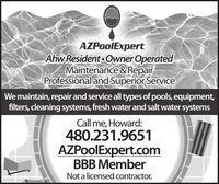 AZ Pool Experts