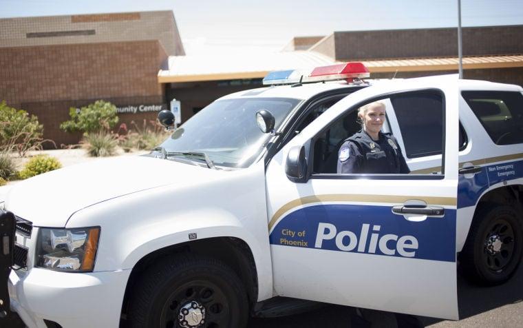 Phoenix Police Officer Sheree Lee