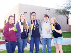2012 State Science Olympiad Competition