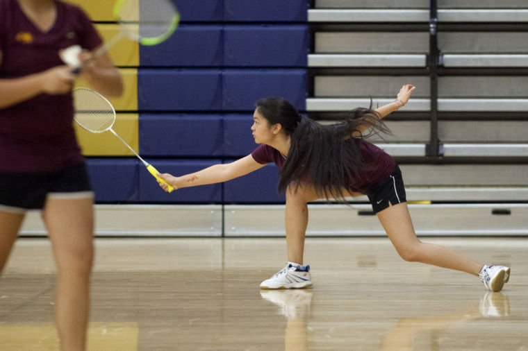 Badminton: DV vs MP