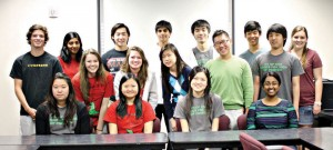Finalists for National Merit Scholarship