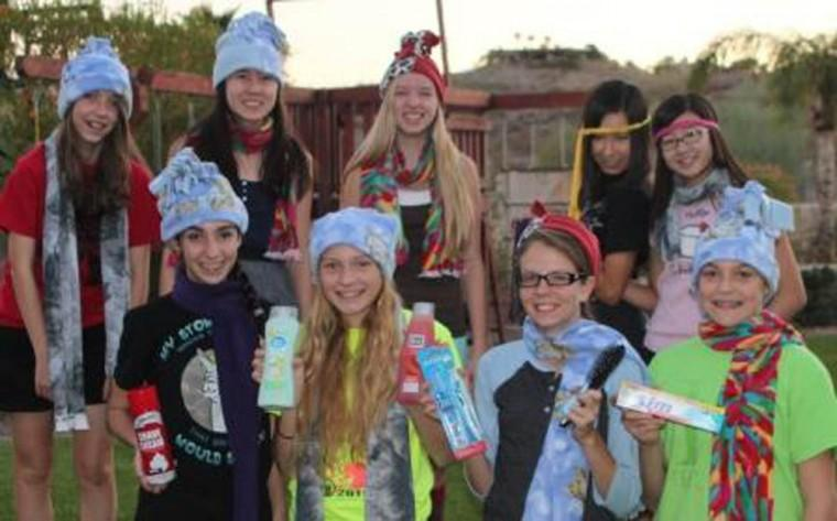 Girl Scout Troop 470.JPG