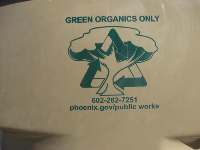 Green Organic Recycling program