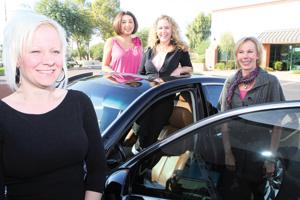Divas Driving Divas: Giving moms their social lives back