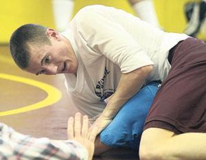 Mountain Pointe wrestling