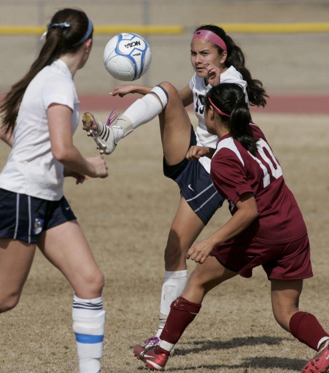 Soccer: DV vs Kofa