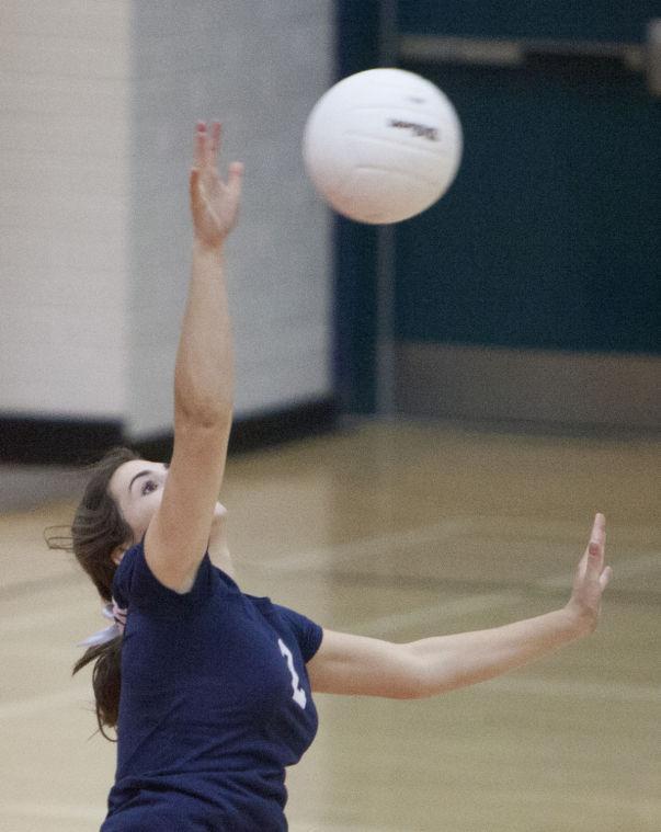 Volleyball: DV vs North