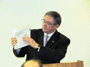 Senator John McComish