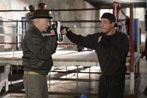 Film Review Grudge Match