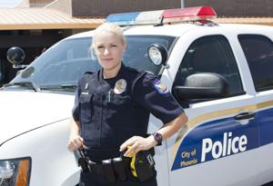 Phoenix Police Officer Sheree Lee