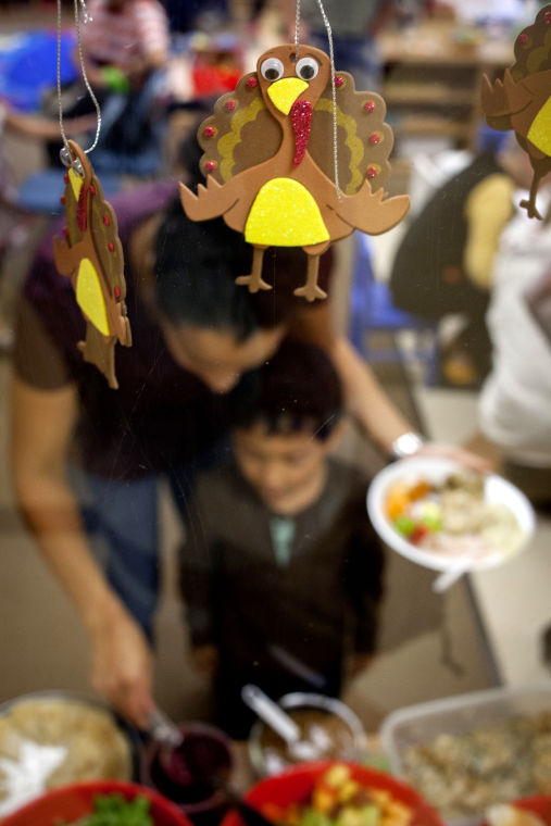 Thanksgiving at Inspire Kids Montessori