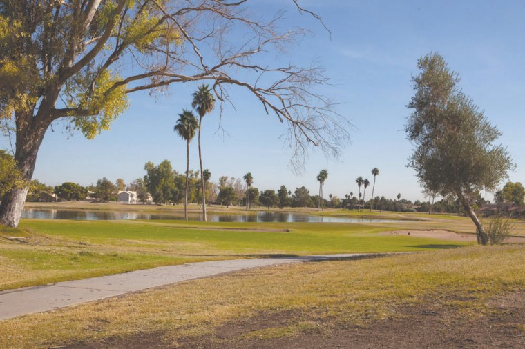 The Lakes at Ahwatukee Golf Course