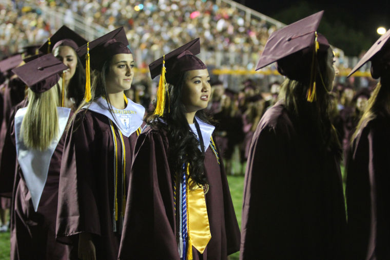 Mountain Pointe High School Class of 2014 Graduation Ceremony