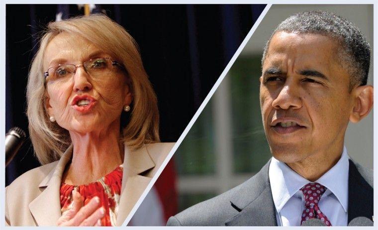 Brewer/Obama