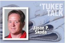 Tukee Talk Jason P. Skoda