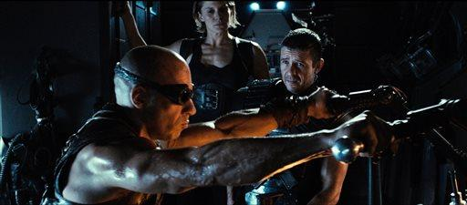 Riddick movie