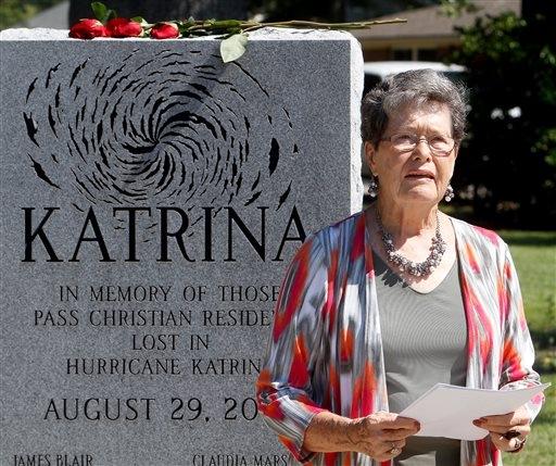 Katrina anniversary