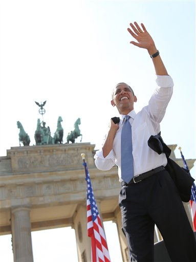 Germany US Obama