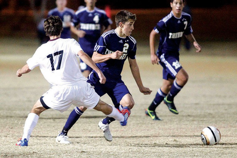 Diablos Soccer Classic: DV Sweep