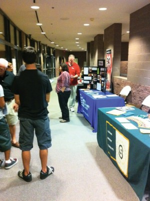 Desert Vista College Night