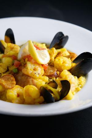 <p>Ticoz paella is worth the trip down town. Try it during Arizona Restaurant Week.</p>