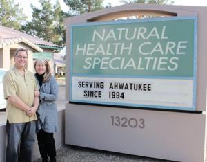 Natural Healthcare Specialties