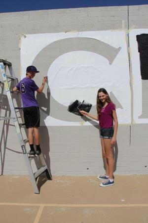 Beautification at Centennial