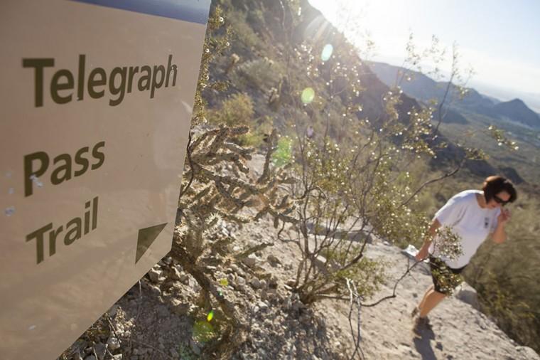 Telegraph Pass