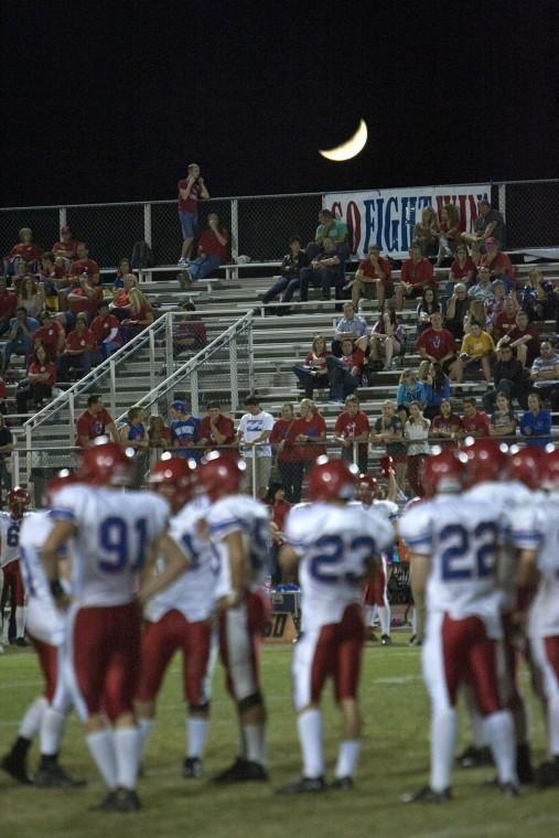 Football: Mt. Pointe vs Mt. View