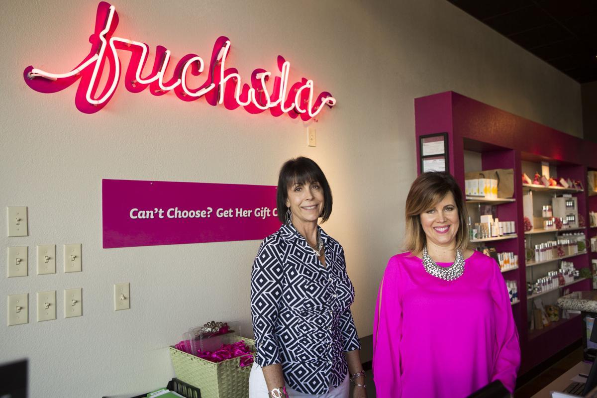 Fuchsia Spa in Mesa