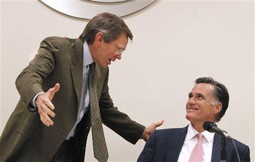 Mitt Romney, Jim Click, Jr.