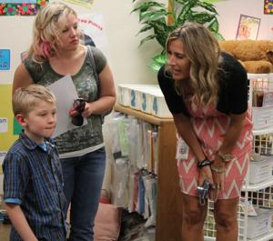 Kyrene Meet the Teacher night