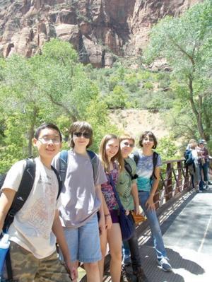 Desert Garden Montessori trip