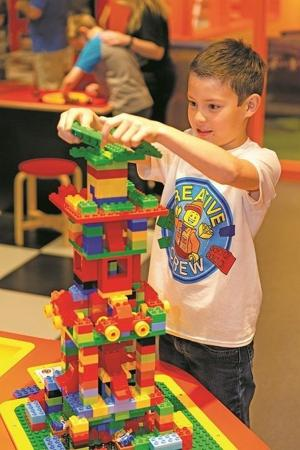 LEGOLAND Discovery Center at Arizona Mills opens Friday, April 22