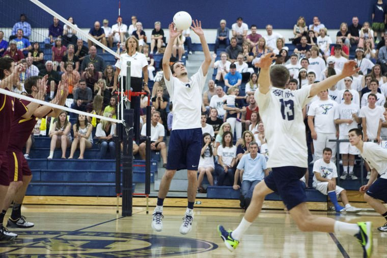 Volleyball: DV vs Salpointe