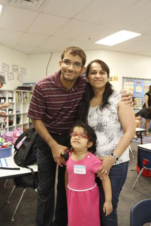 First Day of School at Horizon Community Learning Center