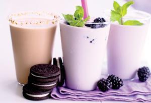 Adult milkshakes