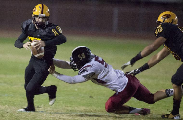 Football: MP vs Boulder Creek
