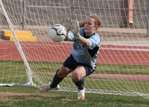 State Tournament : Desert Vista girls soccer defeats Hamilton, wins another playoff PK shootout