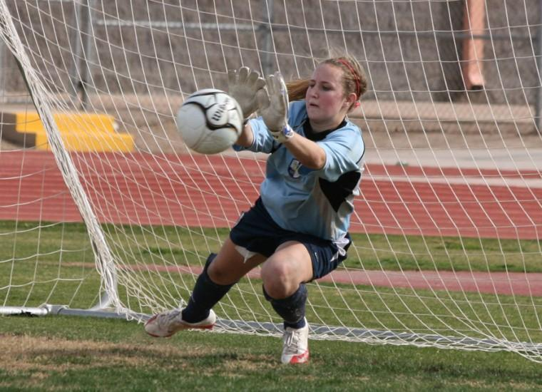 State Tournament : Desert Vista girls soccer defeats Hamilton, wins another playoff PK shootout