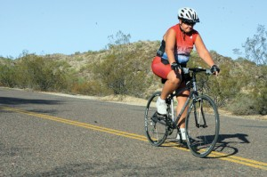 AF resident to pedal across the U.S. in March