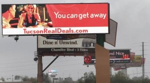 Electronic billboard ordinance