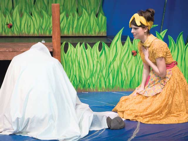 Members of Ahwatukee Childrens Theater gain first-ever ariZoni nominations 