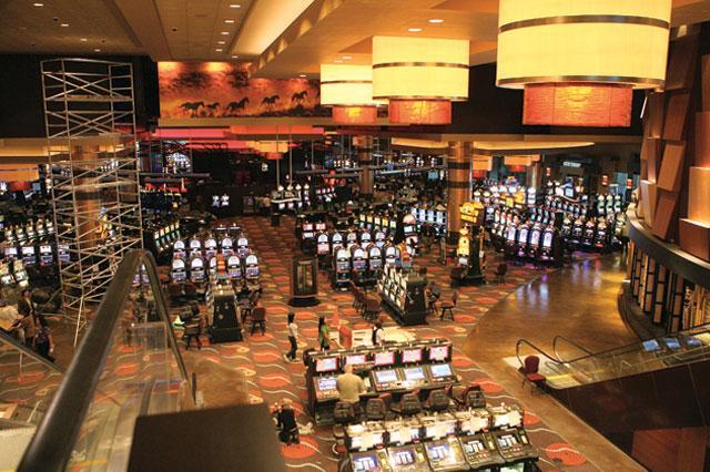 Wild Horse Pass Hotel and Casino opens tonight