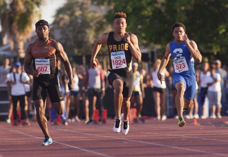 nike national track meet