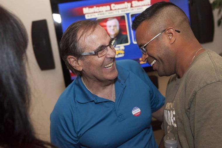 Election: Moses Sanchez