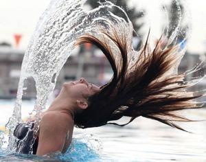Tribune Girls Swimmer of Year: Kat Simonovic