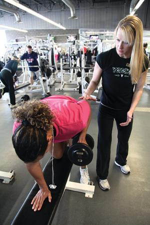 YMCA offers free coaching to new members