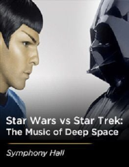 'Star Wars' vs 'Star Trek'